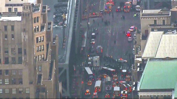 Έκρηξη σε σταθμό λεωφορείων στο Μανχάταν – Πληροφορίες για τραυματίες