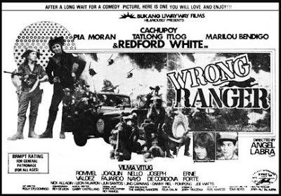 Wrong Rangers