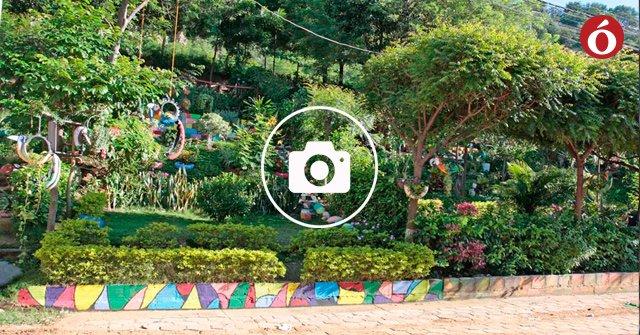 #EnImágenes | Algunos jardines hechos po...