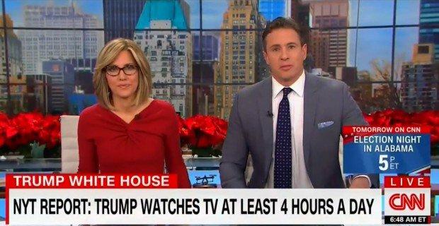 Days After Huge Fake News Blunder, CNN R...
