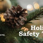 As you prepare for upcoming holiday and family celebrations, take these simple safety steps to help ensure a safe and bright holiday season: https://t.co/cFfCW1GKjI