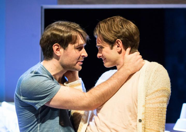 Playwright Paul Rudnick and theater critic Jesse Green on the evolution of gay theater: https://t.co/VnrDKUc4T4