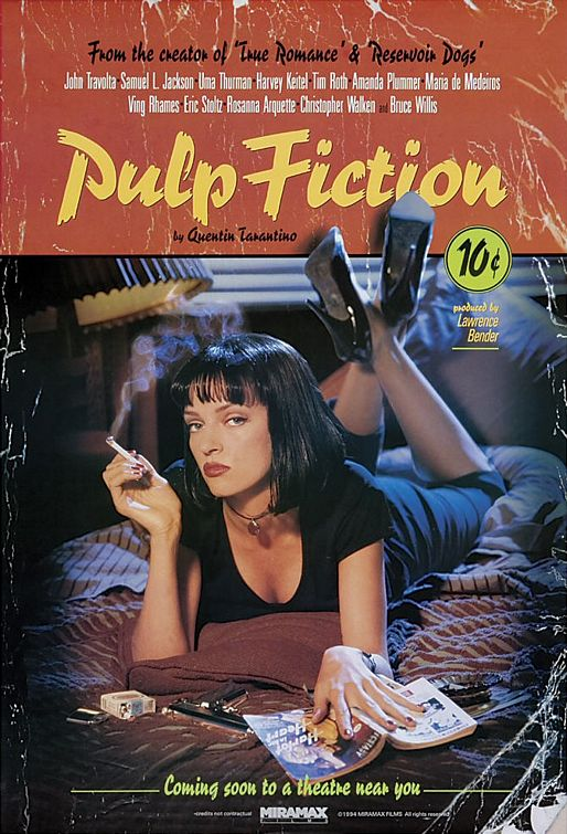 #PulpFiction Latest News Trends Updates Images - FigmentReviews