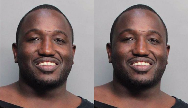 Bill Cosby Smirked: Goofy Azz Cops Pop Hannibal Buress In Miami After He Asked For An Uber? https://t.co/9EtqMzNPhv