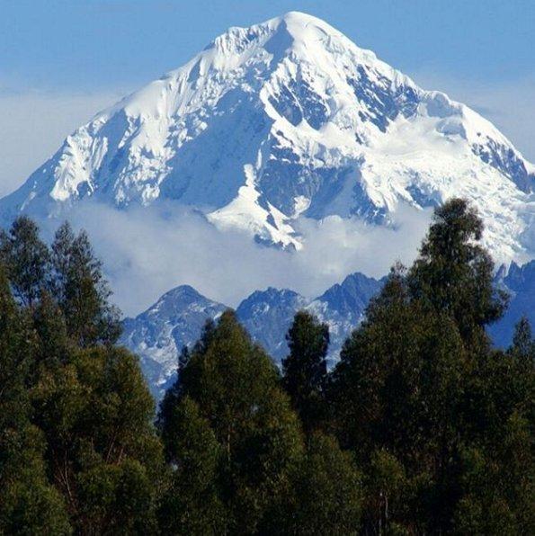 Bello Nevado el Antisana, #Ecuador https...