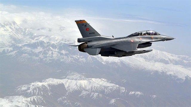 #Turkish jets hit #PKK targets in northe...