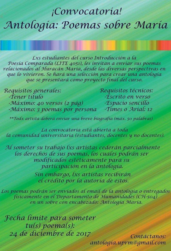 Rumuprm в Twitter Estudiantes De Lite 4051 Poesía