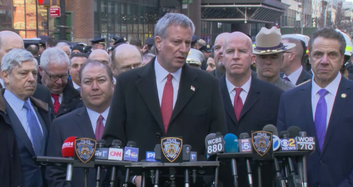 'This was an attempted terrorist attack,' Mayor de Blasio says about the explosion in the subway station under Port Authority https://t.co/FpmEEiHvLZ