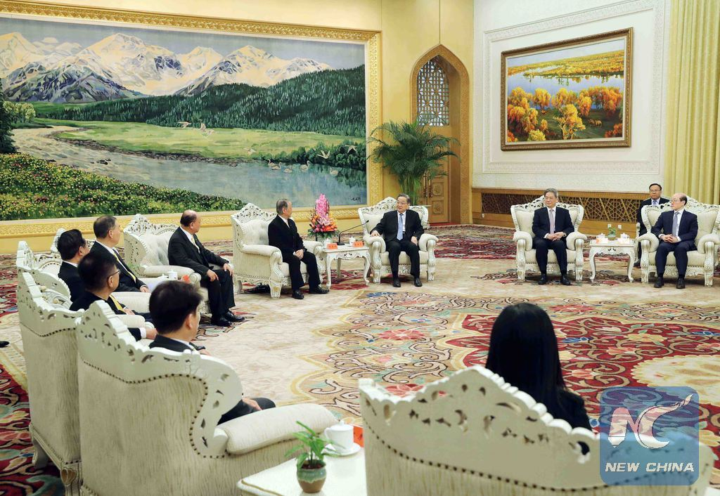 Top political advisor calls for peaceful reunification across Taiwan Strait, shared aspiration of all Chinese https://t.co/knWNqYGISC
