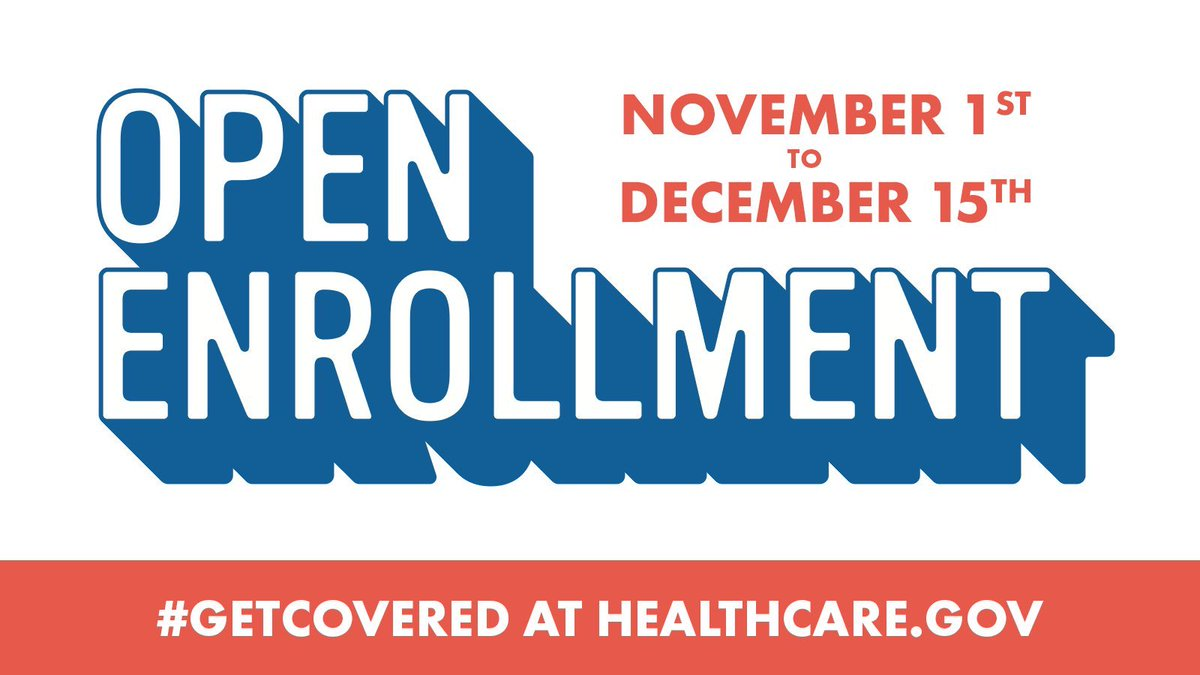 Don't forget – only 5 days left until the ACA's open enrollment deadline.  #GetCovered at https://t.co/zRsyfDgicc!