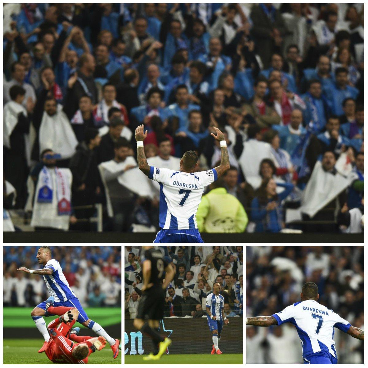 #MondayMotivaton @FCPorto 🆚 @FCBayern 3:...