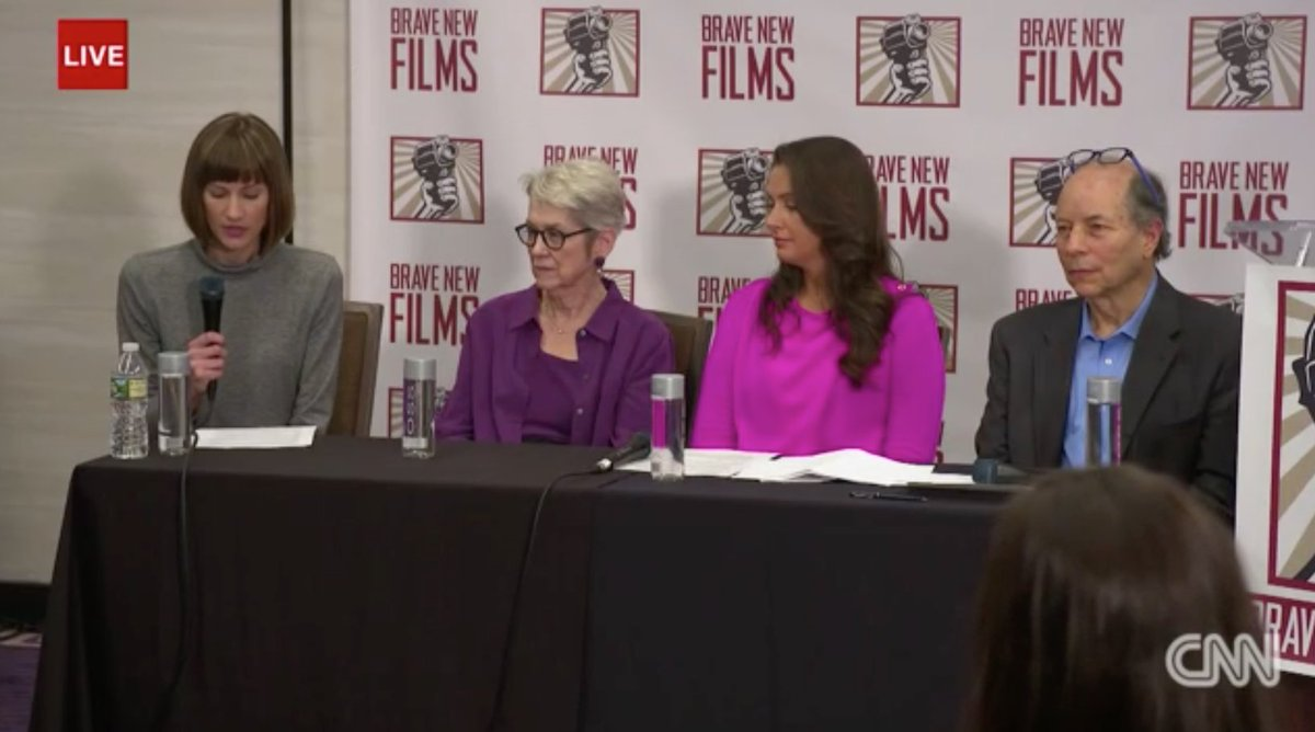 Multiple women who have publicly accused President Trump of sexual harassment and assault are holding a press conference in New York.  Watch live: https://t.co/VucIm7SPzd  Read more: https://t.co/X2Yifkh2DC