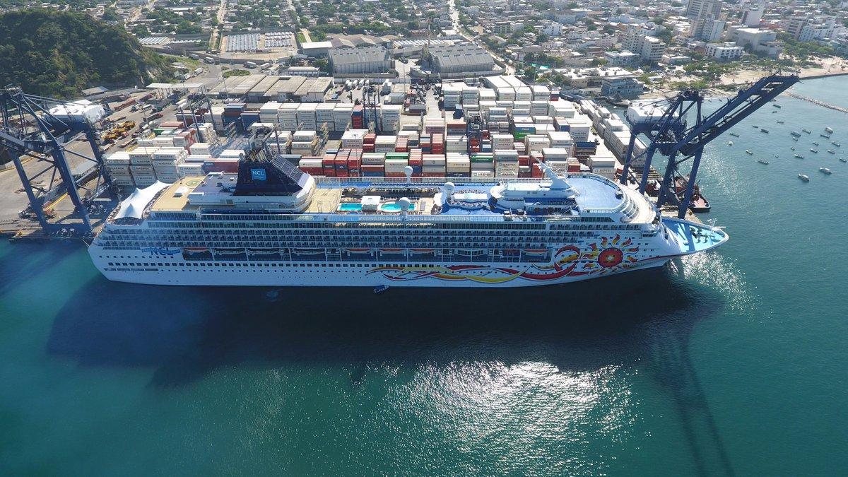 #EnImágenes Un nuevo crucero arriba en e...