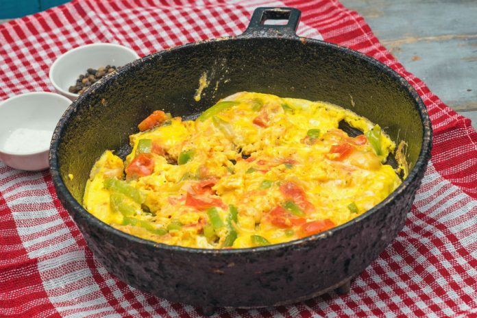 Frittata de auyama con queso y tocino (vía @cocinayvino) https://t.co/NNQJ0KC9Pn  https://t.co/rtn9VLC9Yd