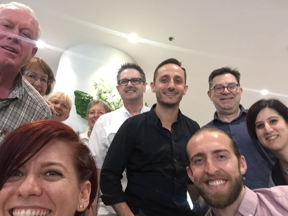 Your #CHIA Exam Committee (a few missing) spent the weekend together discussing all things #CHIA #healthinformatics #digitalhealth #healthworkforce