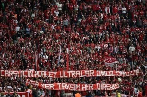 RT @GkslDemirci: Bayern münih taraftarına çarşı davasında verdiği destekten dolayı zarar vermeyi düşünmüyoruz. https://t.co/2nre4iNbmT