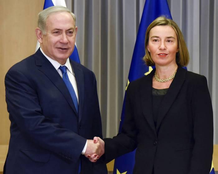 EU's Federica Mogherini condemns 'all attacks on Jews everywhere' https://t.co/YqDX3JPrJW via @todayng