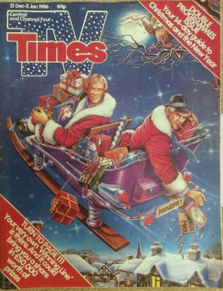 What's your Christmas movies you remember from your childhood being on the telly. Jason & the Argonauts Bond  Bridge over the river kwai It was the 80s UK TV so films had to be 10yrs old but mainly even older. I miss Christmas TV series specials