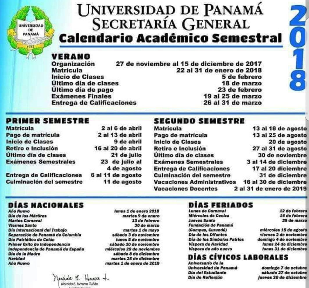 Calendario 2017 Colombia.Eduardo Flores C On Twitter Calendario De La Universidad