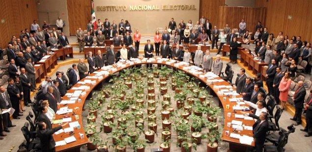 Preocupa a @INEMexico aprobación de #Ley...