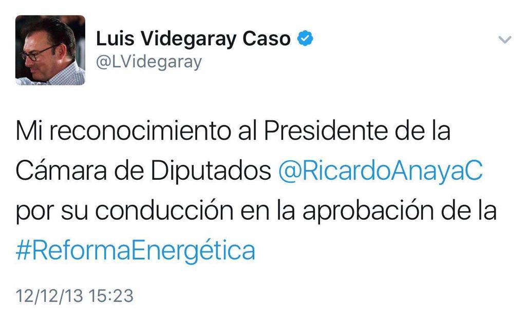 Más PRIAN con lo mismo con @RicardoAnayaC. Son cínicos y mentirosos quienes insinúan que el amigo de @LVidegaray representaría algo diferente o hasta 'ciudadano'.