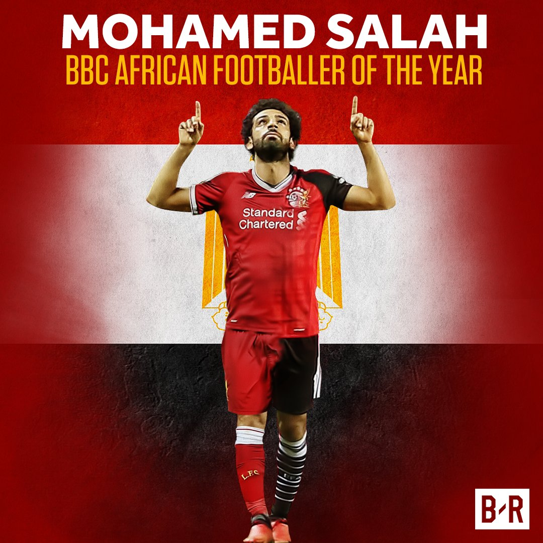 Mohamed Salah's incredible year continues—congratulations, @22mosalah! 🇪🇬