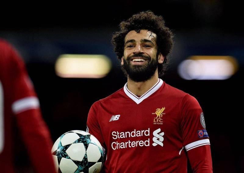 #Breaking: #Mohamed_Salah named #BBC African #Footballer of the Year 2017