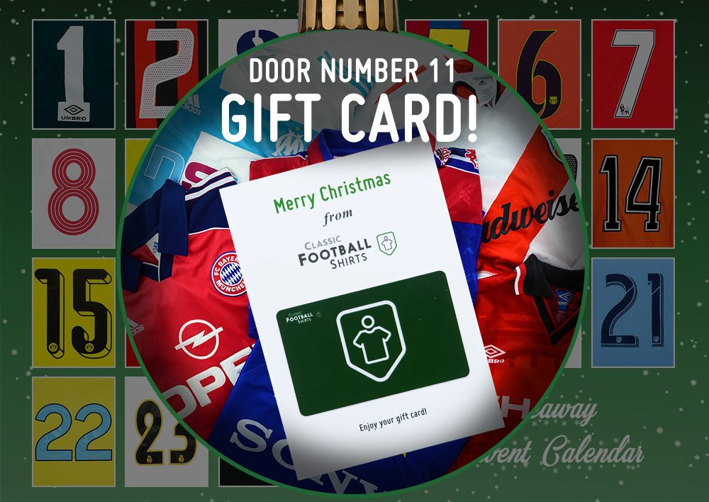 ???? Giveaway number 11 - £30 Gift Card ???? #xmasgiveaway  Retweet and follow @classicshirts enter - Good Luck https://t.co/FBTNtGSzsS