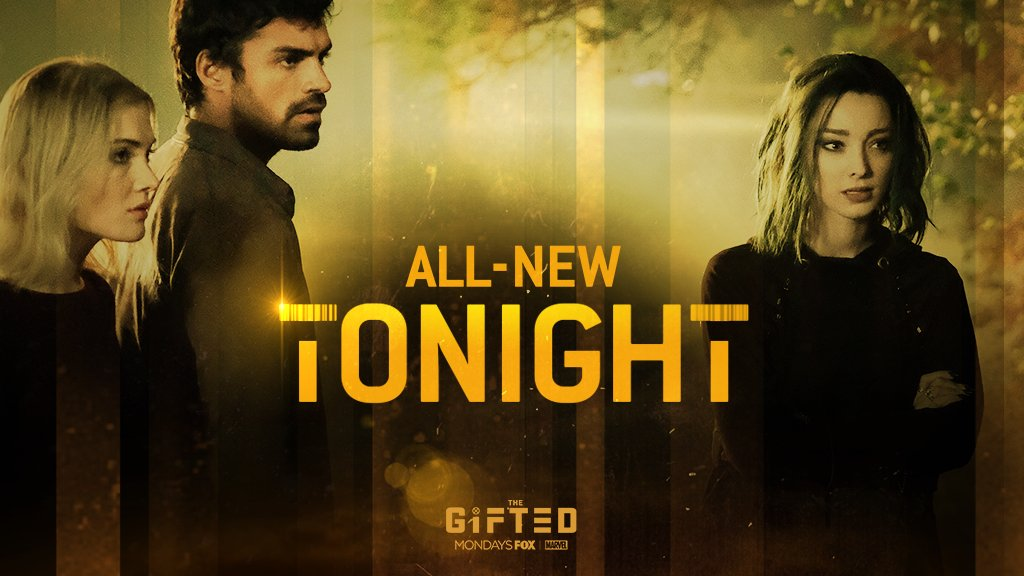 Don't miss the fall finale of @TheGiftedonFOX starring @seanjteale on @FOXTV! The episode airs tonight at 9/8c #TheGifted #fallfinale