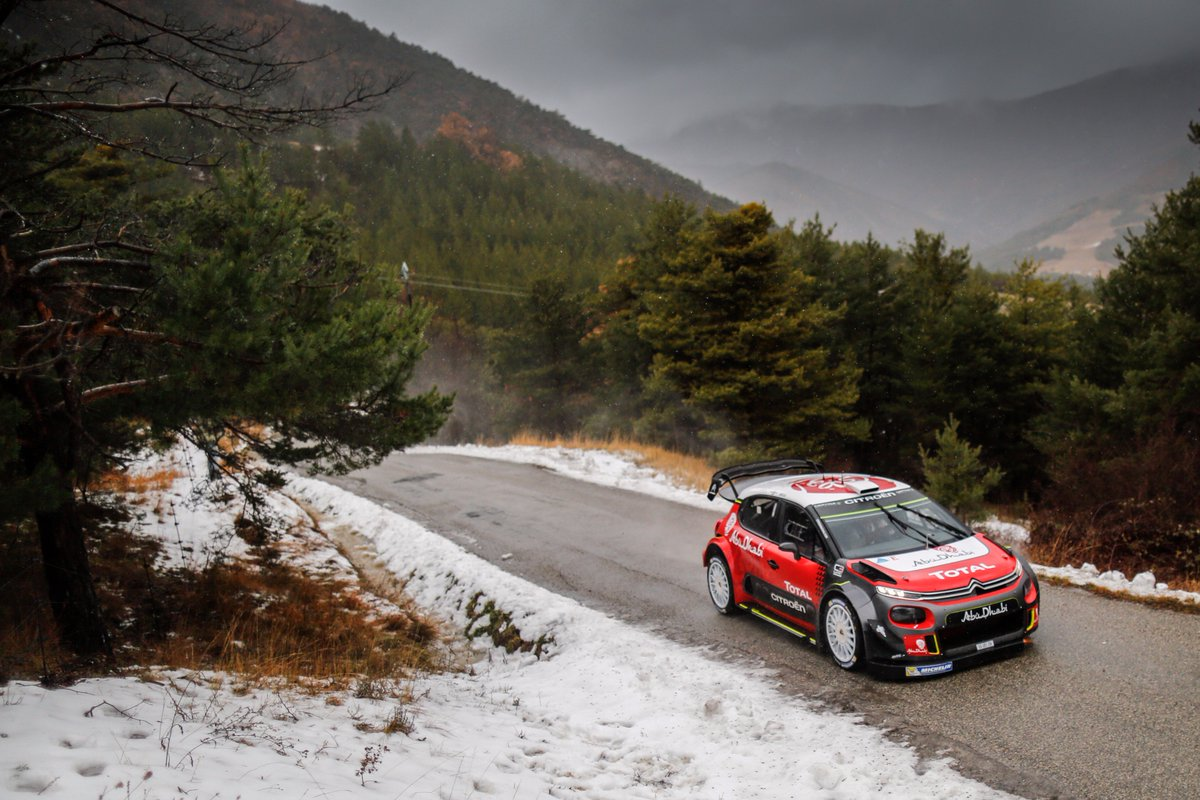 Rally Montecarlo 2018 DQyNbxUUIAA7PHw