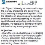 """@SilganPlastics at the next SCUG meeting presenting """"Silgan University - The Joy & Pain of Deploying a Cloud LMS"""" with iLearnERP.  December 14th at Disneyland Resort, full agenda and register at https://t.co/Ha4mnogvYC or email us at info@jdescug.org to let us know you're coming"""