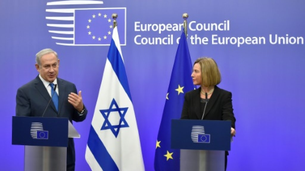 EU's Mogherini condemns 'all attacks on Jews everywhere' https://t.co/U54hsC5uKH