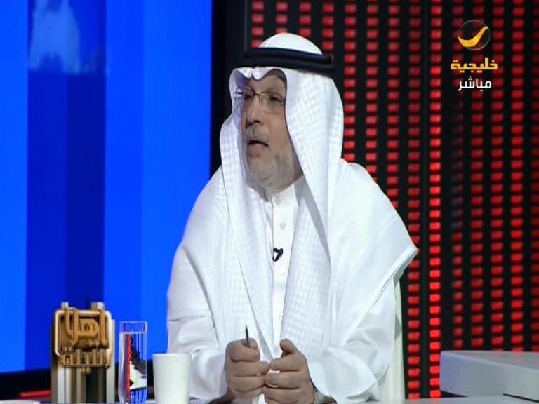 د. أحمد الأنصاري في #ياهلا_الليلة بعض ال...