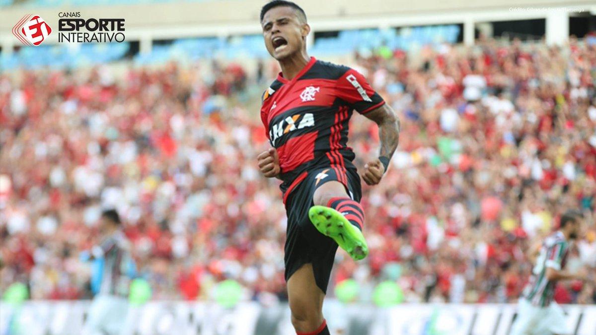 .@EvertonCardoso volta a treinar entre os titulares do @Flamengo e deve começar jogando contra o @Independiente, quarta-feira, pela final da Copa Sul-Americana: https://t.co/K6wa3S04Sa
