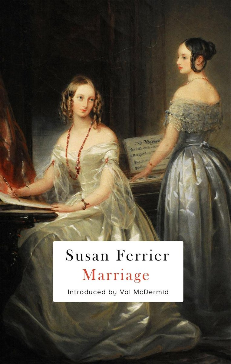 #Austen and #SusanFerrier shared a publisher too, as our exhibition on Austen's Emma explored last year: see the section on John Murray II's 'other' women https://t.co/l8oOIXMzrN