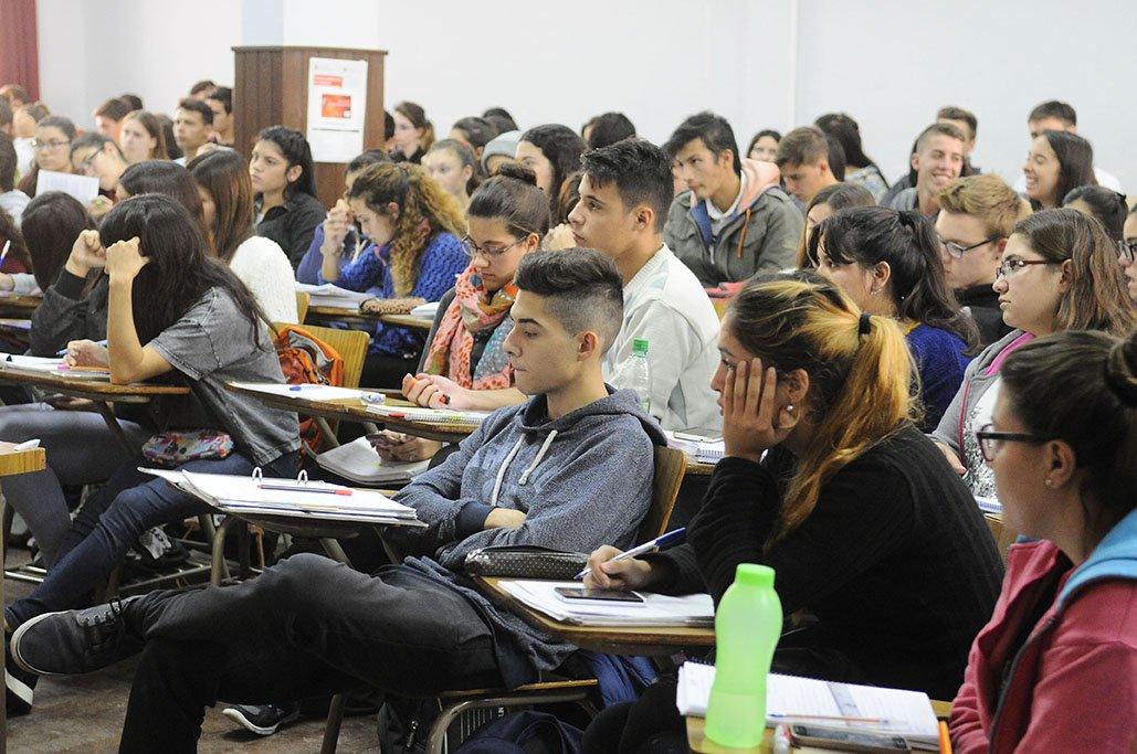 UNLPam | En febrero comienzan las inscripciones en la facultad de Ciencias Económicas y Jurídicas