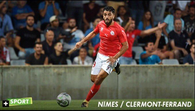 Suivez @nimesolympique / @ClermontFoot,...