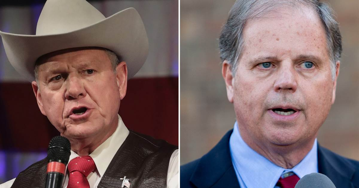 'There is no like election like this one': Pollsters say Alabama Senate race impossible to predict https://t.co/tl99XkUJr7