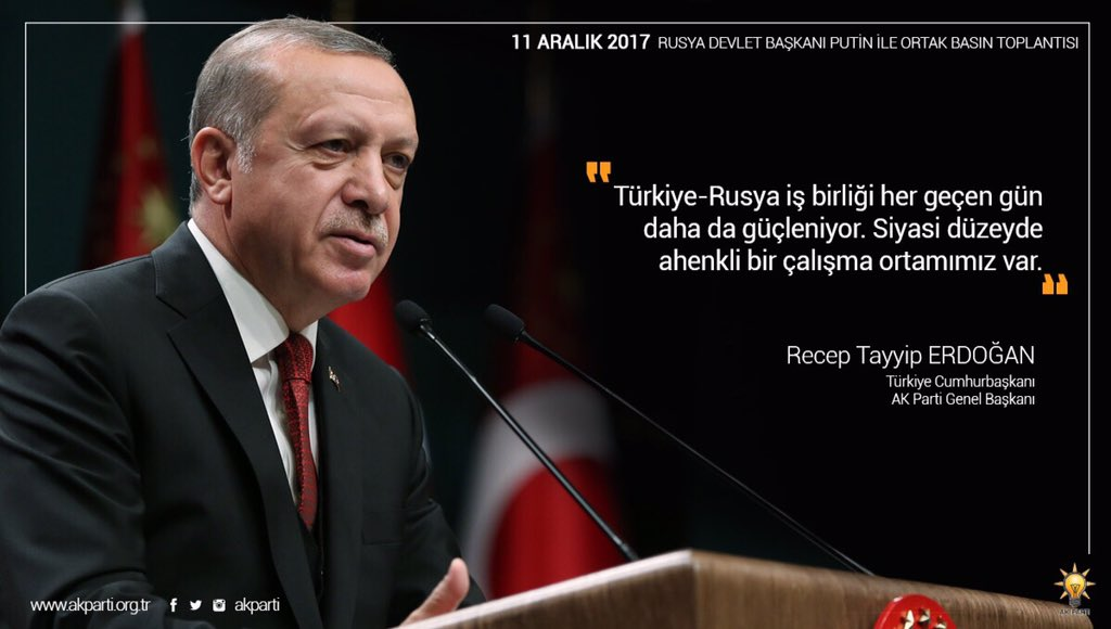 'Türkiye-Rusya iş birliği her geçen gün daha da güçleniyor. ' https://t.co/qavCWqv4N0 https://t.co/fpj3mvz2ss