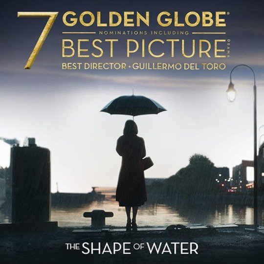 Image result for shape of water posters