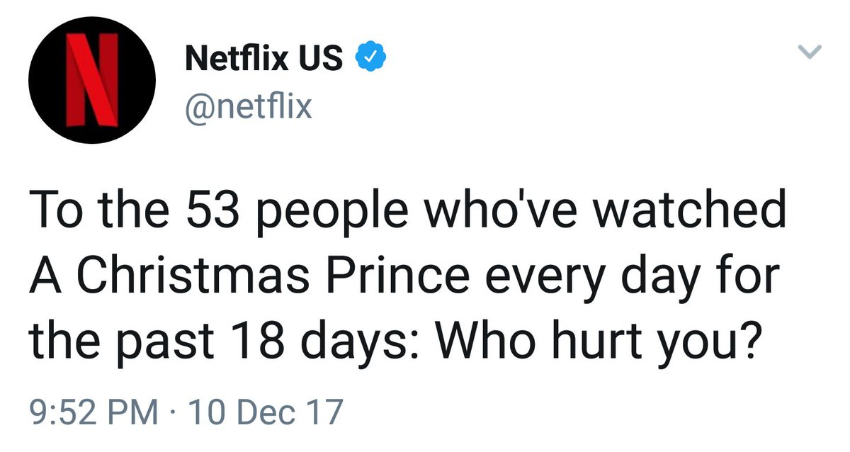 netflix tried to drag a christmas prince fans and people dragged them back