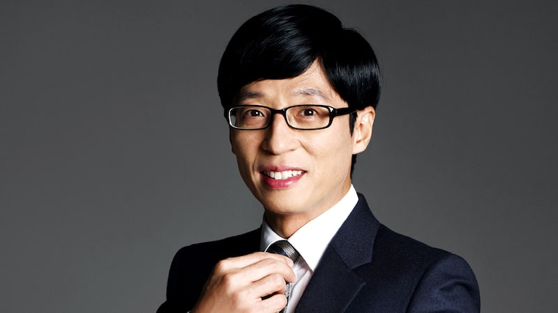 Yoo Jae Suk Voted As Comedian Of The Yea...