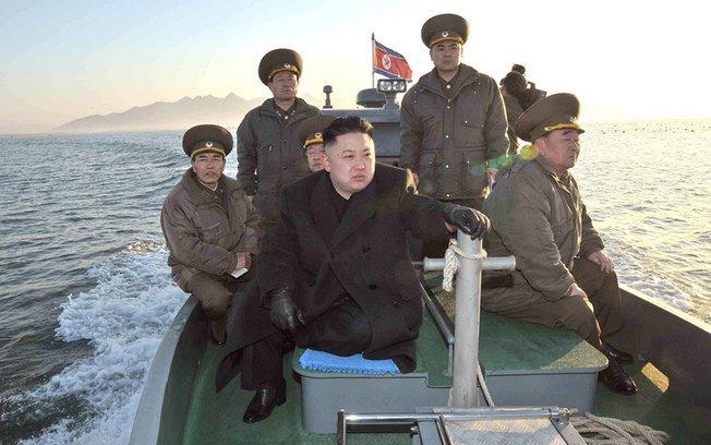 Kim Jong-un, líder da Coreia no Norte, é torcedor da Inter de Milão, diz senador italiano  https://t.co/4QfjejD4hc