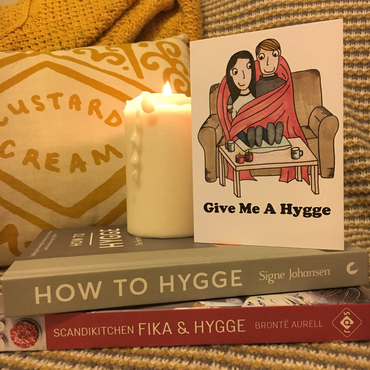 Helena handcart handcartdesigns twitter if your dearest arent nearest then why not send them a little hygge with our give me a hygge card available in our etsy shop kristyandbryce Image collections