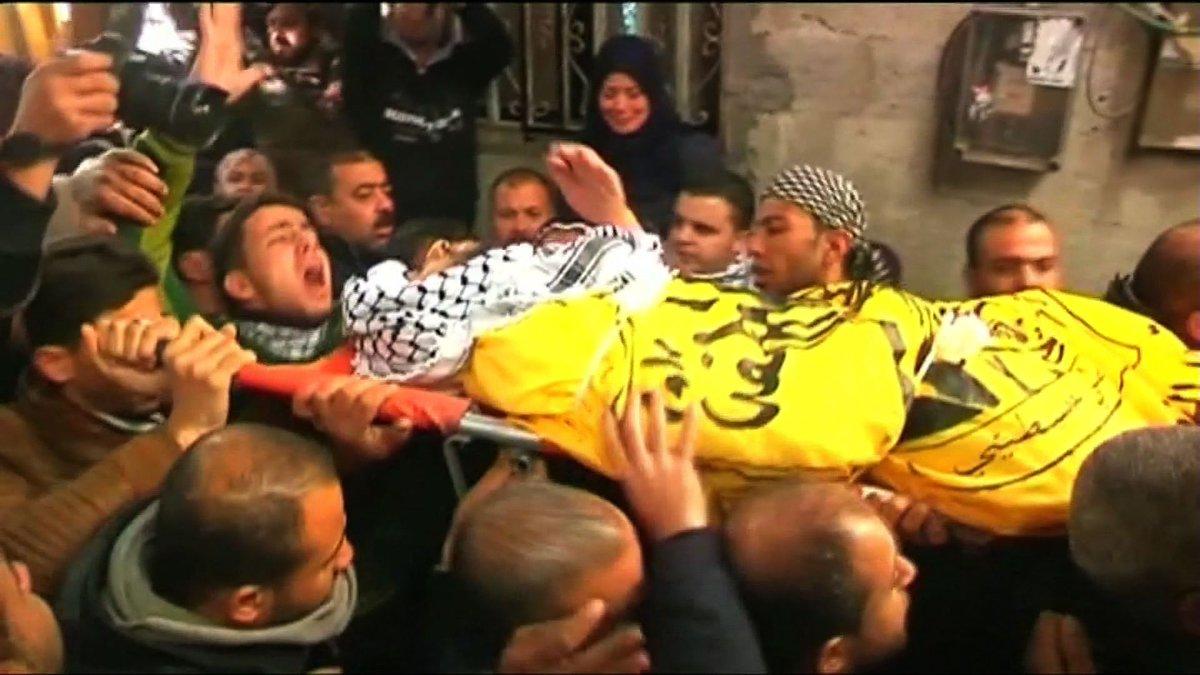 Two Dead, Hundreds Injured as Palestinians Protest U.S. Decision on Jerusalem https://t.co/4SWymCAuBJ #Jerusalem