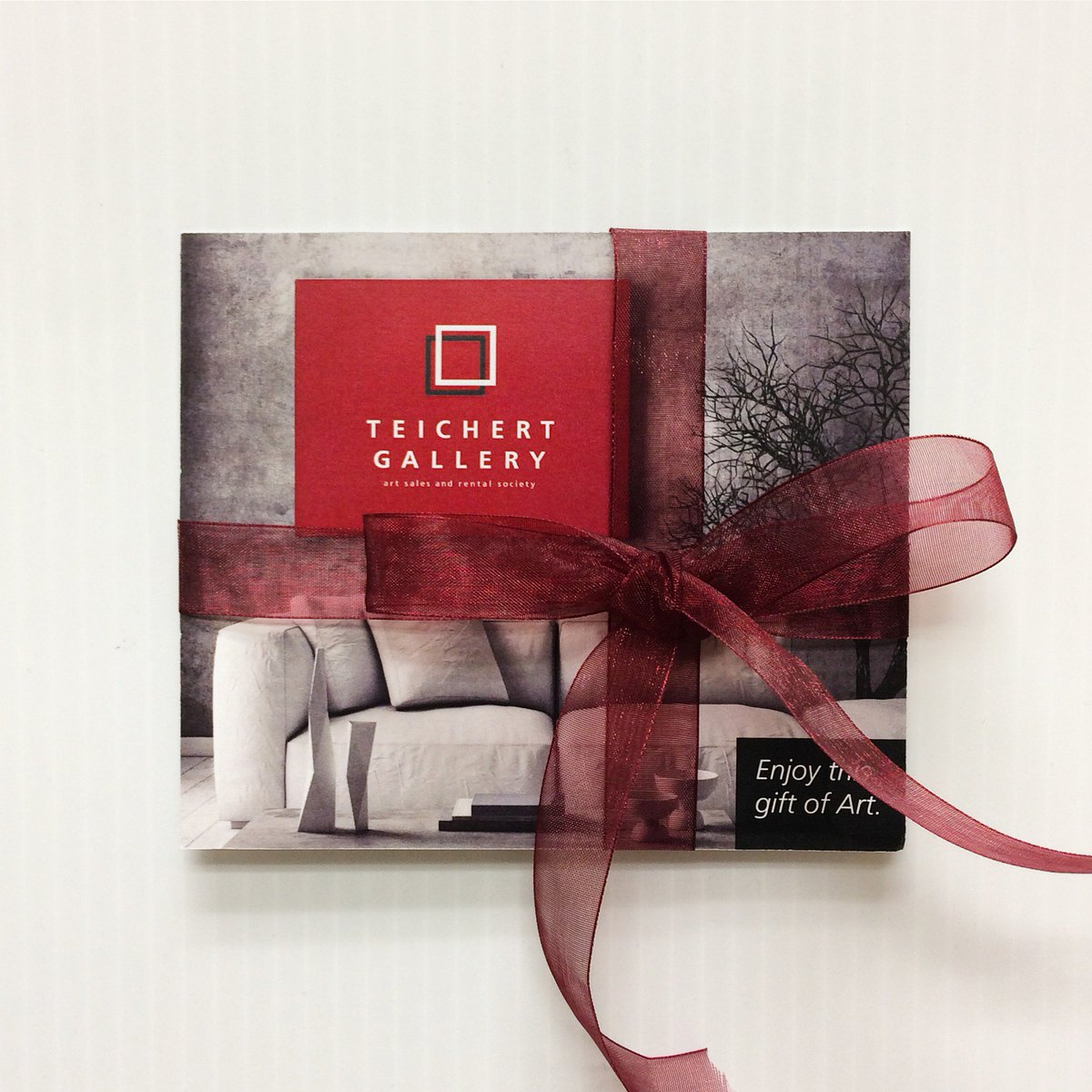 "Teichert Gallery on Twitter: ""Choosing art for someone else can be hard, so we've made it easy with our Gift Cards! Available in any denomination."