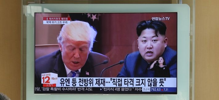 Trump's national-security officials are making many of the same arguments about North Korea that Bush's did in 2003, writes @KoriSchake. https://t.co/TIFt0tzqZ3