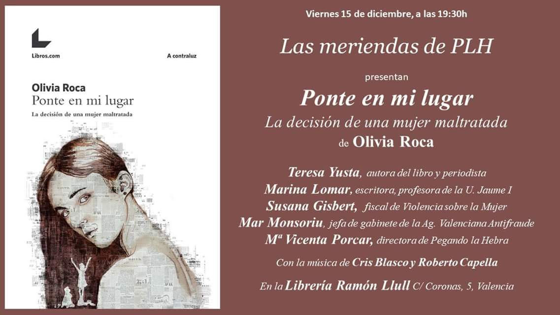 #15D en Librería Ramón Llull (Valencia)...