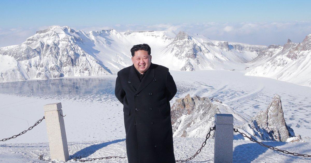 North Korean state-run media claims Kim Jong Un controls the weather https://t.co/lOpXWSOcza