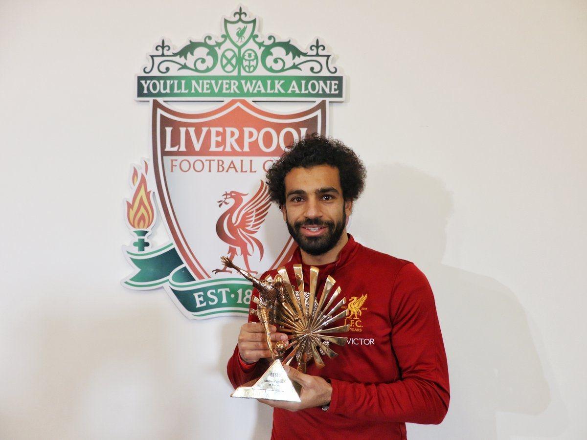 صلاااح ..♥ Best player in the africa ..❤...